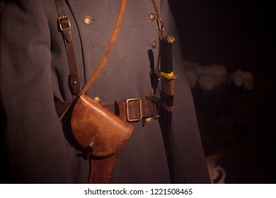 World war I Serbian officer sabre and scabbard