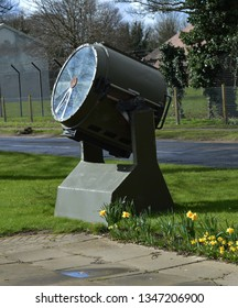 World War two search light