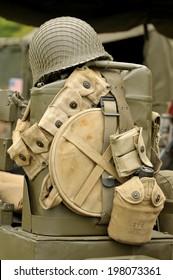 World War Two US Military Equipment
