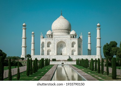 world's 7th miracle taj mahal of india