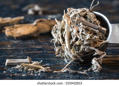 Wormwood Spilled from a Teaspoon