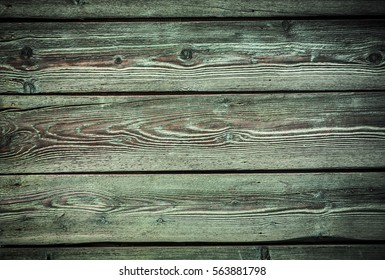 worn painted wood plank wall background