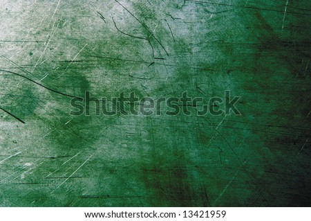 worn titanium metal background forest green stock photo edit now