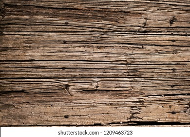 Worn and weathered wood texture background