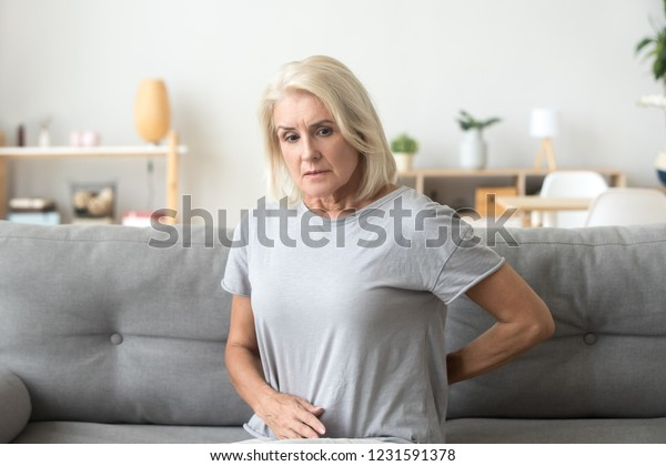 Zimmer Frauen Massage Ältere Bei der