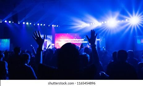 worship in concert