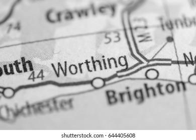 Worthing, England, UK