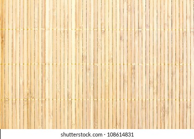 Woven bamboo made in Asia