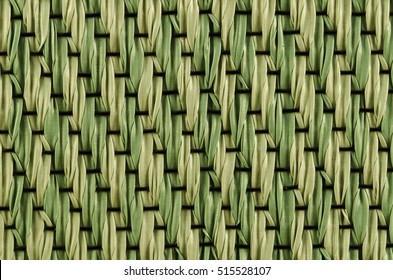 woven vinyl raffia hot sandwiched on a support consisting of a homogeneous mix of vinily resin, plasticizers, inorganioc additions and inert mineral charges