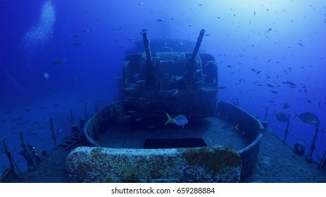 Wreck diving Porto Santo