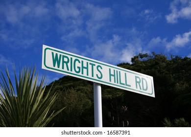 Wrights Hill, Wellington, New Zealand