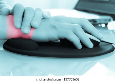 wrist pain / carpal tunnel