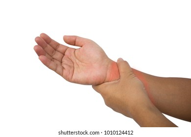 Wrist pain isolated,body pain bad signal to unhealth
