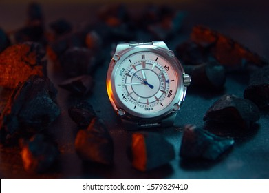 Wrist watch for everyday use
