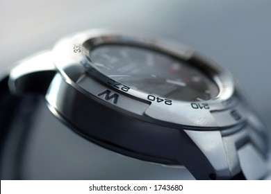 Wristwatch, T-Touch