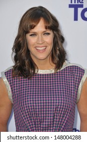 """Writer/director Maggie Carey at the Los Angeles premiere of her movie """"The To Do List"""" at the Regency Bruin Theatre, Westwood. July 23, 2013  Los Angeles, CA"""