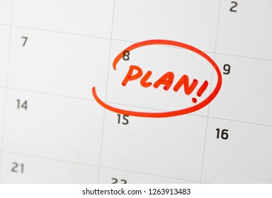 writing calendar writing plan