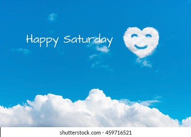 Happy Saturday Images Stock Photos Vectors Shutterstock