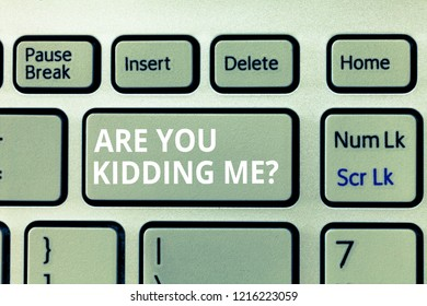 are you kidding me images stock photos vectors shutterstock