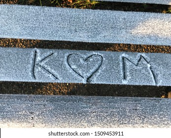 Writing On Snow with Love