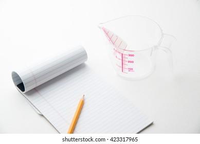 writing recipe