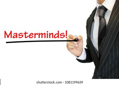 """""""Masermind"""" written by a young businessman"""