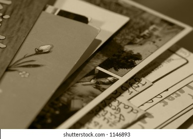 Written memories