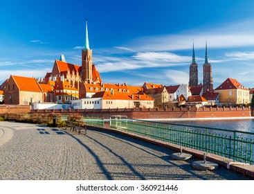 Wroclaw. Cathedral of St. John.