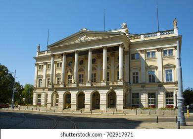 The Wroclaw Opera in Poland