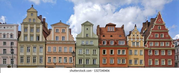 Wroclaw Poland City