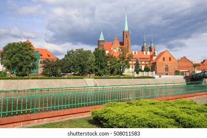 Wroclaw / Poland / historical district
