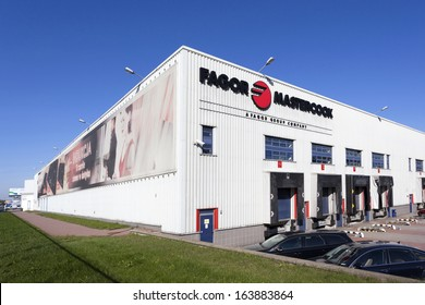 WROCLAW, POLAND - NOVEMBER 18: The court in San Sebastian declared bankruptcy Fagor and Fagor Mastercook. Fagor Mastercook plant in Wroclaw, Poland on November 18, 2013