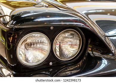 Rolls Royce Silver Shadow 1965 Retro Style Mens Car T-Shirt