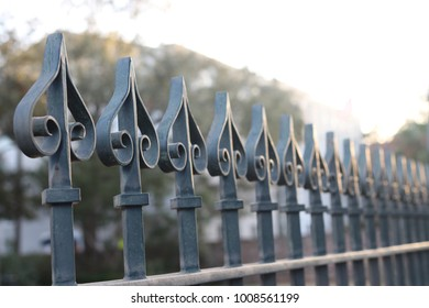 Wrought Iron Fence | Wrought Iron Gate
