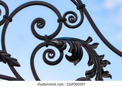 Ironwork Art Images, Stock Photos & Vectors | Shutterstock