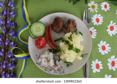 Wsedish Midsummer food