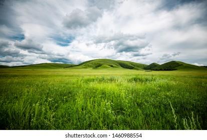乌兰布统草原
