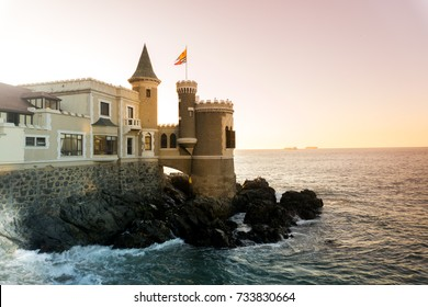Wulff Castle, Viña del Mar, Chile