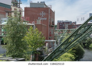 WUPPERTAL; NRW; GERMANY - JULY 31; 2017: