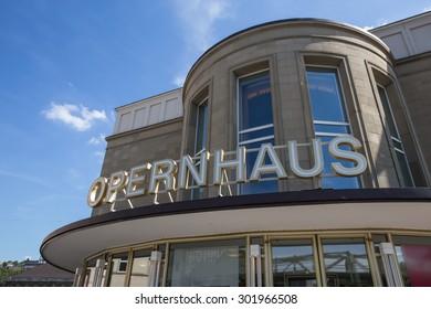 wuppertal opera in germany
