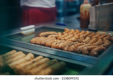 Wurst sausages street food berlin
