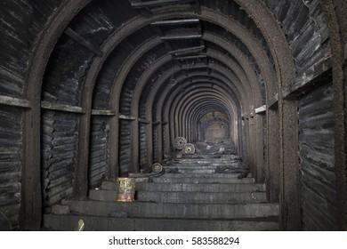 ww2 bunker steps 3