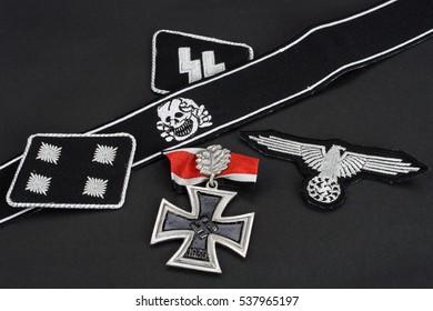 Waffen-ss Images, Stock Photos & Vectors | Shutterstock