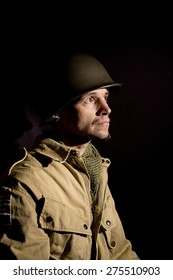 WW2 US Paratrooper