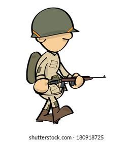 WWII USA PARATROOPER UNIFORM