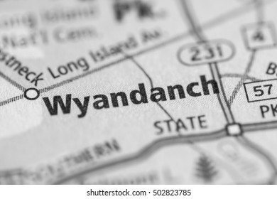 Wyandanch. New York (State). USA.