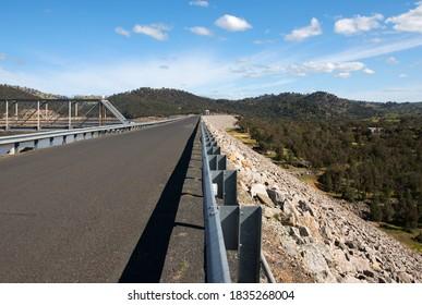Wyangala Dam, near Cowra, NSW, Australia