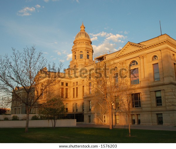 Wyoming State Capitol Building, Cheyenne