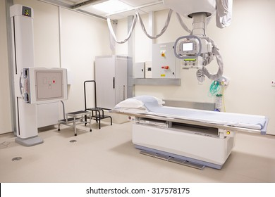 X Ray Department In Modern Hospital