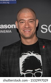 """Xander Corvus attends 19th Annual Horror Film Festival - Screamfest - """"Rabid"""" Los Angeles Premiere - Arrivals at TCL Chinese Theatre, Hollywood, CA on October 16, 2019"""